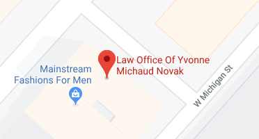 map for Law Office of Yvonne Michaud Novak